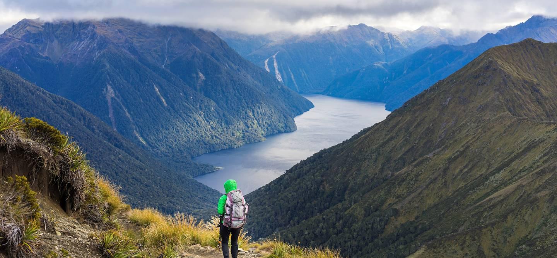 Kepler Track - Te Anau - île du sud - Nouvelle-Zélande