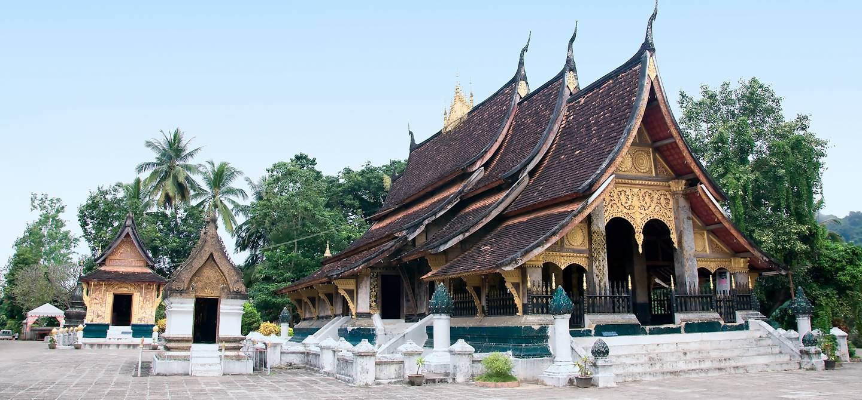 Temple de Vat Aham - Luang Prabang - Laos