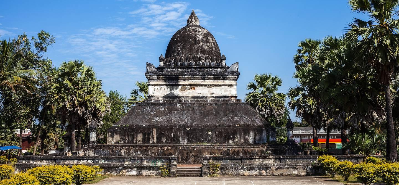 Temple de Vat Visoun - Lung Prabang - Laos