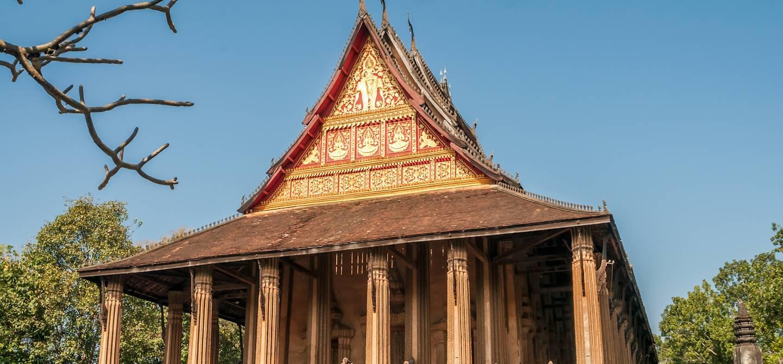 Vat Phra Keo - Temple du Bouddha d'émeraude - Vientiane - Laos