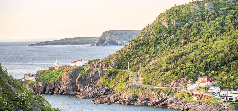 Saint-Jean de Terre-Neuve - Province de Terre-Neuve-et-Labrador - Canada