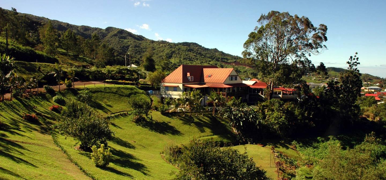 Village du tevelave - Réunion