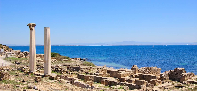 Ruines de Tharros - Sardaigne - Italie