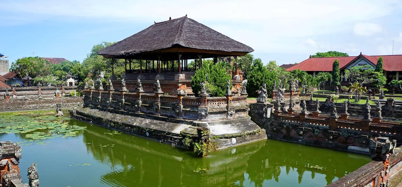 Palais de justice de Klungkung - Kabupaten de Klungkung - Bali - Province de Bali - Indonésie