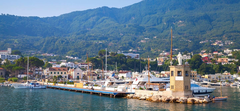 Port de Casamicciola - Campanie - Italie