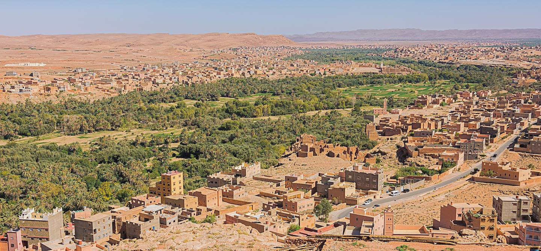 Vallée du Todgha - Tinghir - Maroc