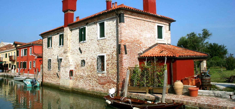 Maison à Torcello - Lagune de Venise - Italie