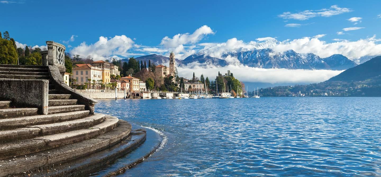 Tremezzo - Lac de Côme - Lombardie - Italie