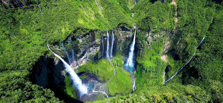 Trou de Fer - Réunion