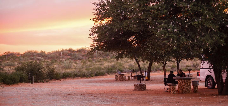 Twee Rivieren - Kgalagadi Transfrontier Park - Afrique du Sud
