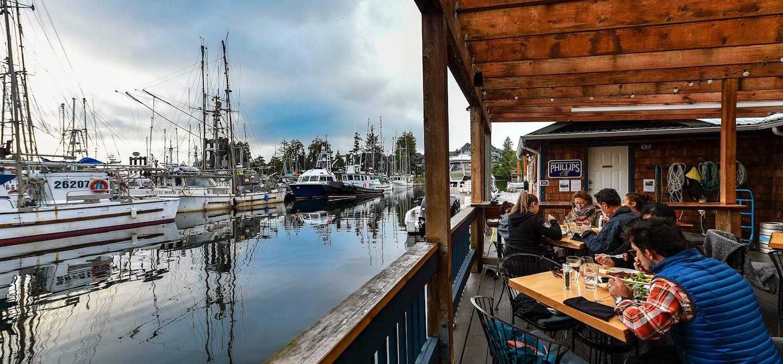 Ucluelet - Île de Vancouver - Canada