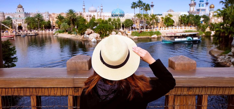 Parc d'attraction d'Universal Studio - Orlando - Floride - Etats-Unis