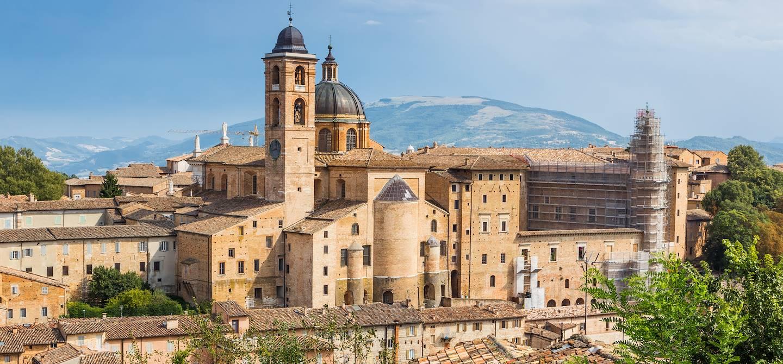 Urbino - Région des Marches - Italie