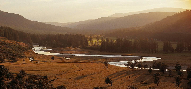 River Dee - Aberdeenshire - Ecosse