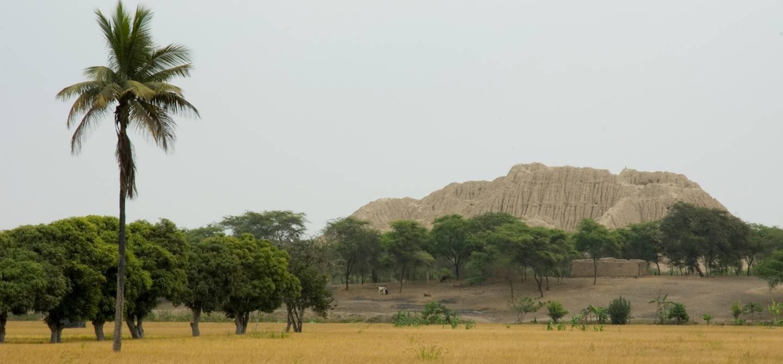 Vallée des Pyramides Túcume - Lambayeque - Pérou