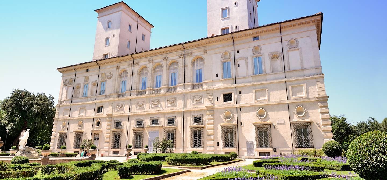 Villa Borghese - Rome - Italie