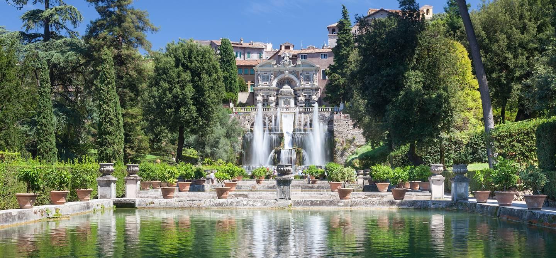 Villa d'Este - Tivoli - Latium - Italie