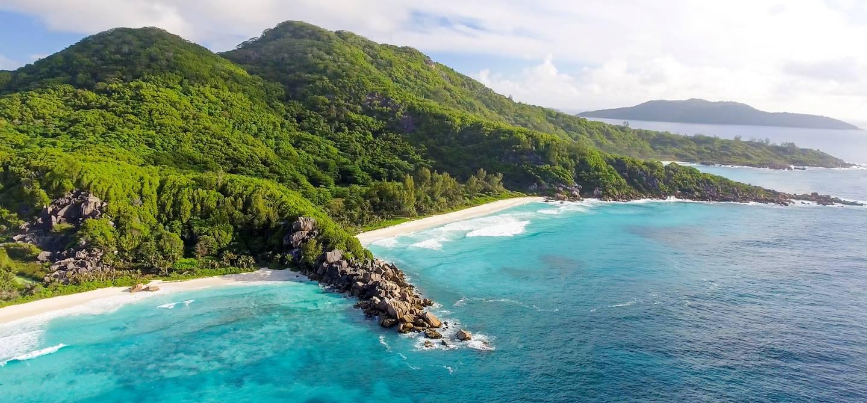 Grande Anse - La Digue - Seychelles