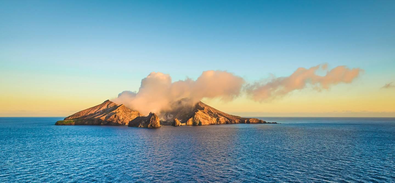 White Island - Bay of Plenty - Ile du Nord - Nouvelle-Zélande