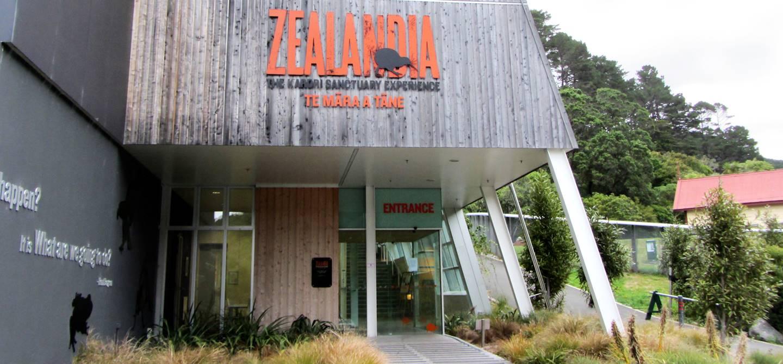 Musée Zealandia - Wellington - Nouvelle-Zélande