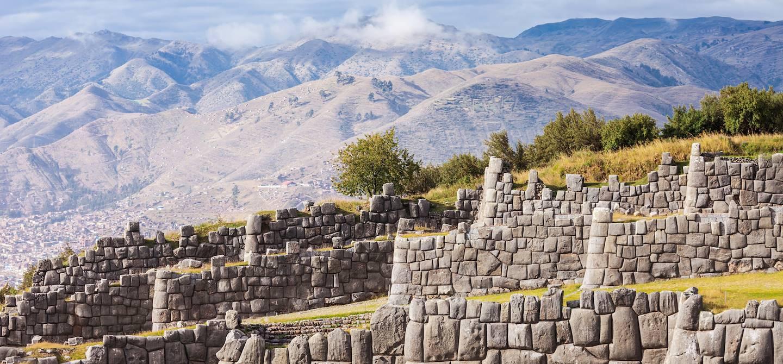Site de Saqsaywaman - Pérou