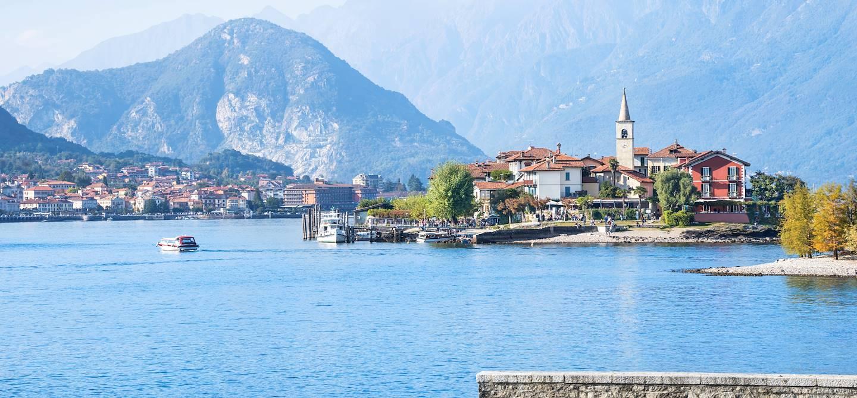 Isola dei Pescatori - Lac Majeur - Région du Piémont - Italie