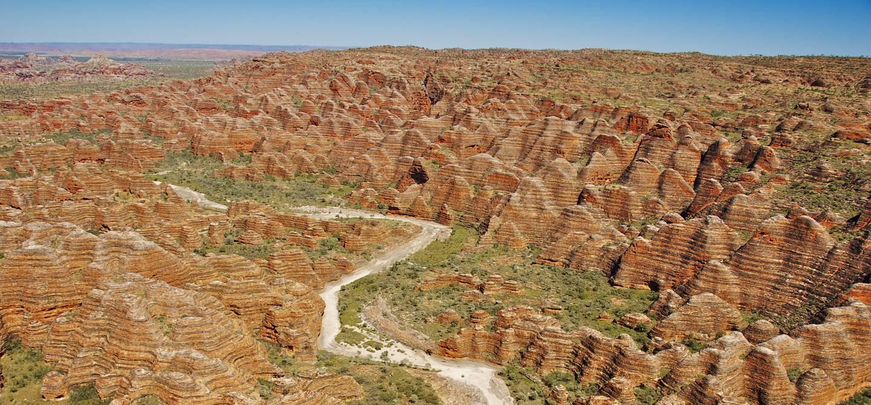 Parc national de Purnululu - Kununurra - Australie