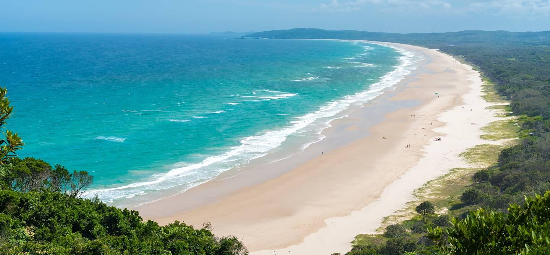 Plage de Tallow - Bryon Bay - Nouvelle-Galles du Sud - Australie