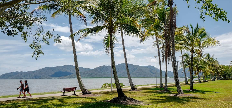 Balade sur la côte de Cairns - Le Queensland - Australie