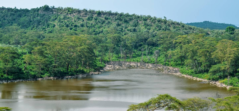 Lac Naivasha - Kenya