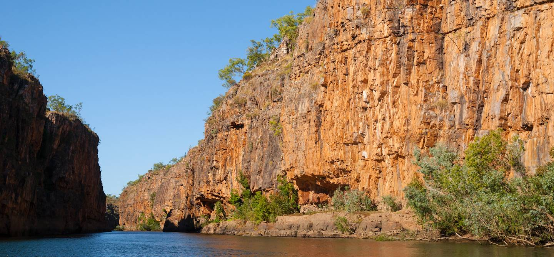 Katherine Gorge - Parc national Nitmiluk - Australie