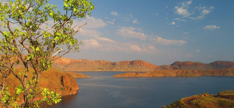 Lac Argyle - Kimberley - Australie