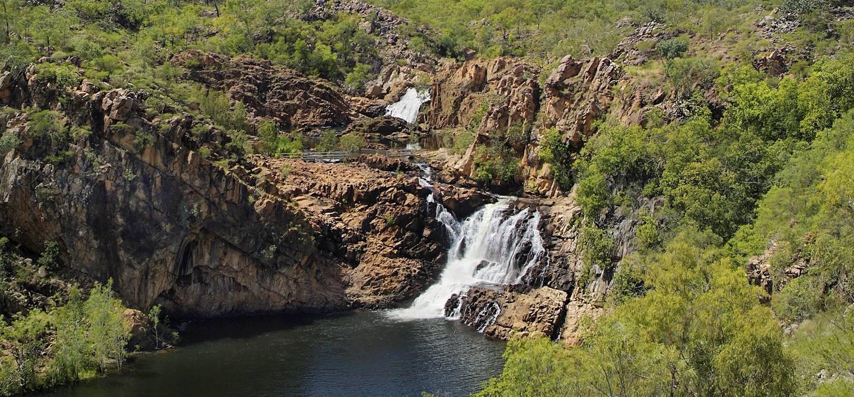 Edith Falls - Parc National Nitmiluk - Territoire du Nord - Australie