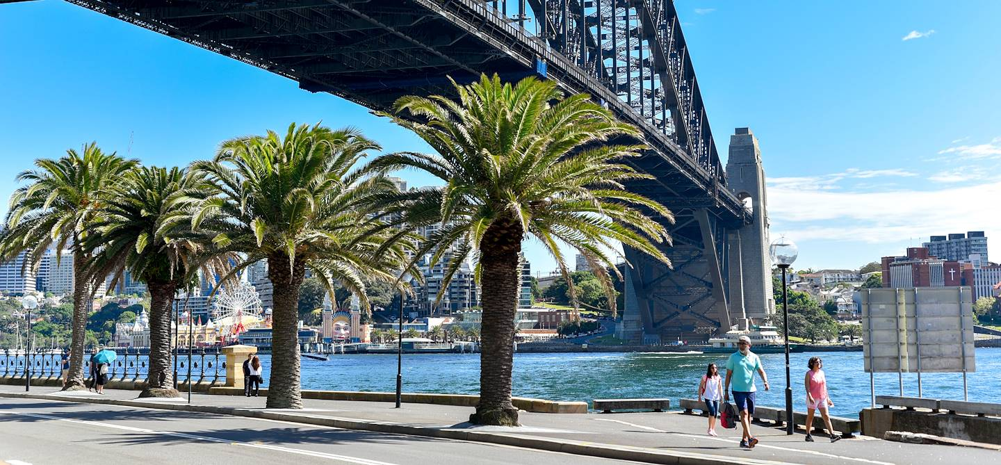 Harbour Bridge - Sydney - Australie
