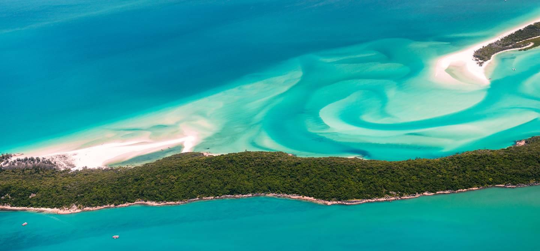 Plage de Whitehaven - Whitsundays - Queensland - Australie