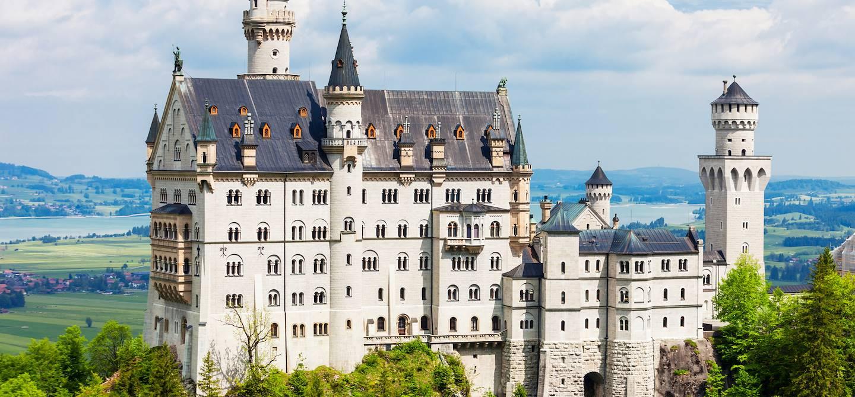 Château de Neuschwanstein - Schwangau - Bavière - Allemagne