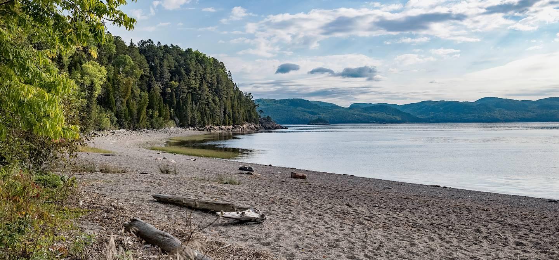 Lac saint-Jean - Canada