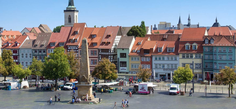Erfurt - Thuringe - Allemagne