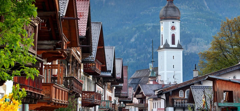 Garmisch-Partenkirchen - Bavière - Allemagne