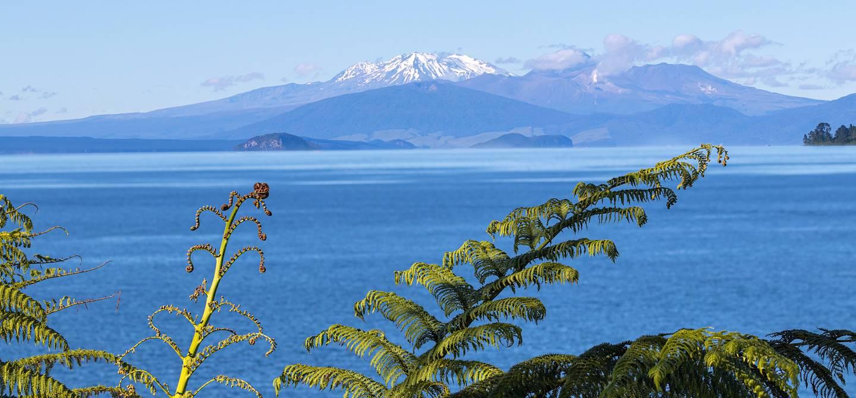 Lac Taupo - île du Nord - Nouvelle-Zélande