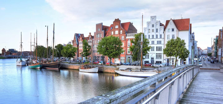 Lübeck - chleswig-Holstein - Allemagne