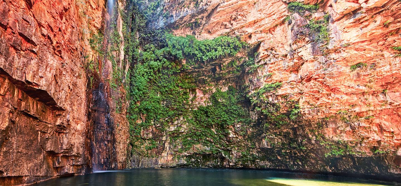 Emma gorge - Kimberley - Australie-Occidentale - Australie