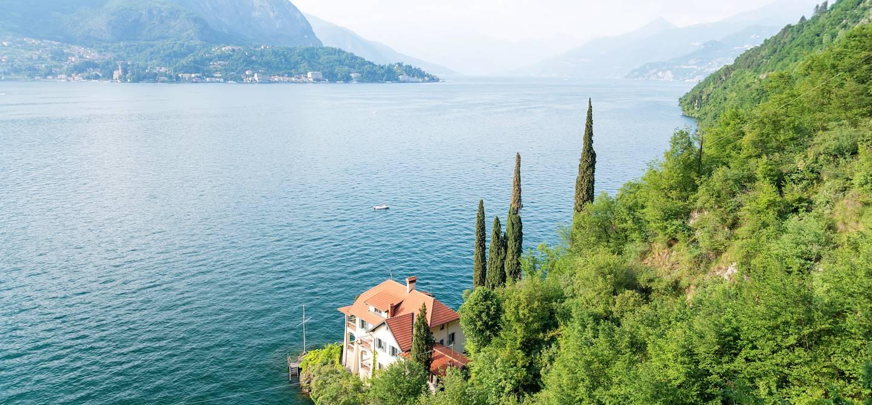 Lac de Côme - Lombardie - Italie