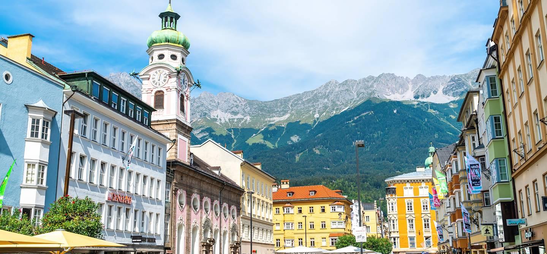 Innsbruck - Tyrol - Autriche