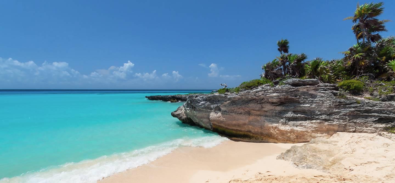 Plage de Playa del Carmen - Riviera Maya - Quintana Roo - Mexique