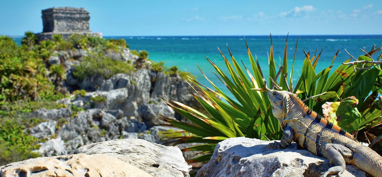 Tulum - Péninsule du Yucatan - Mexique