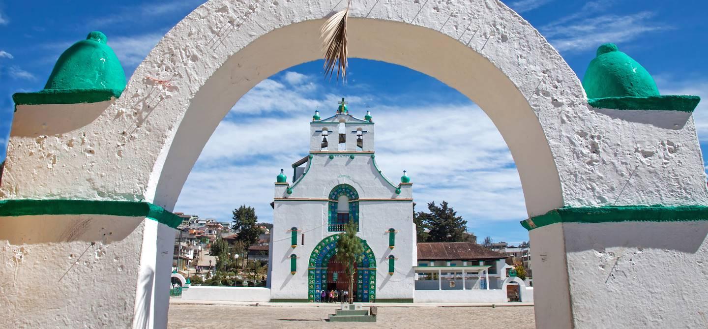 Eglise de San Juan Chamula - Chiapas - Mexique