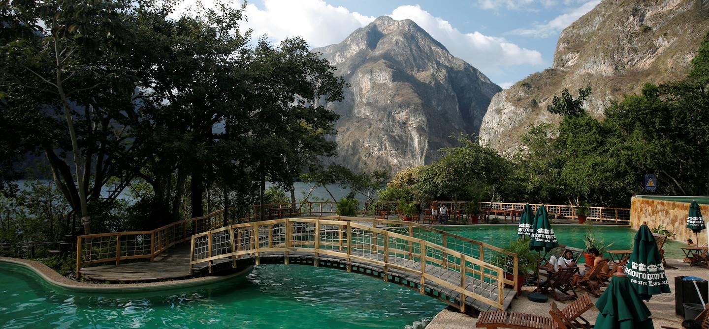 Parque Canon Del Sumidero - Tuxtla Gutierrez - Chiapas - Mexique
