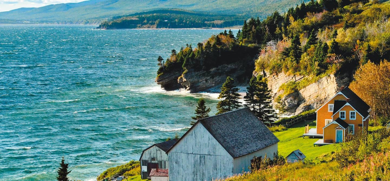 Quebec maritime - Canada