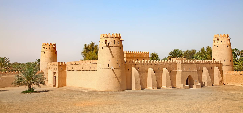 Fort Al Jahili - émirat d'Abu Dhabi - Emirats Arabes Unis